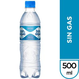 Bonaqua Sin Gas 500 ML
