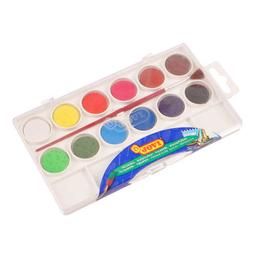 Acuarelas Jovi - Pack X 12 - Colores Surtidos