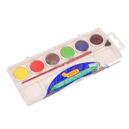 Acuarelas Jovi - Pack X 6 - Colores Surtidos
