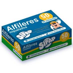 Alfileres Sifap - 50 G