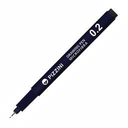 Estilógrafo Pizzini Drawing Pen 0 2
