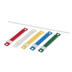 Broches Nepaco Plástico N°2 Blister X 10