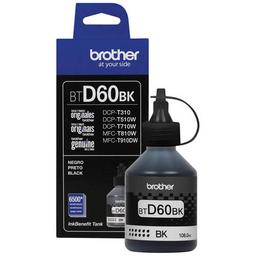 Botella De Tinta Brother Btd60Bk Negro Ultra Rendimiento