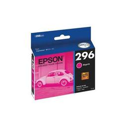 Cartucho Epson 296 Magenta - T296320-Al, 250 Páginas