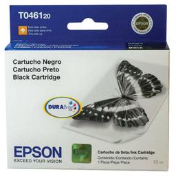 Cartucho Epson Negro - T046120-Al, 540 Páginas