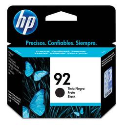 Cartucho De Tinta Hp 92 Negra (C9362Wl)