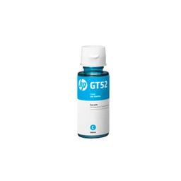 Botella De Tinta Cian Hp Gt52 (M0H54Al)