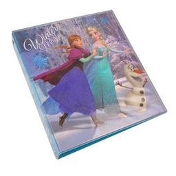 Carpeta N°3 Con Anillos Frozen