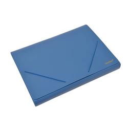 Clasificador Database Azul - A4, 12 Bolsillos