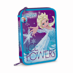Cartuchera Frozen 2 Pisos 3D