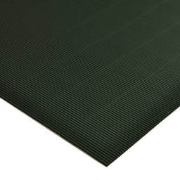 Plancha Cartón Microcorrugado Asamblea Verde Oscuro
