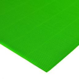 Plancha Cartón Microcorrugado Asamblea Verde Claro