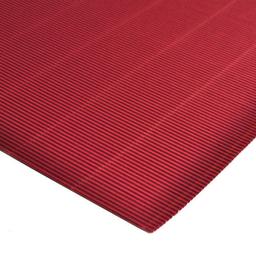 Plancha Cartón Microcorrugado Asamblea Bordó - 50 X 70 Cm, 180 G