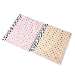 Cuaderno Con Espiral Ledesma Colección 16X21 Cm Rayado 84 Hojas
