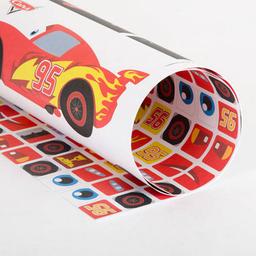 Cartulina Entretenida Muresco Cars
