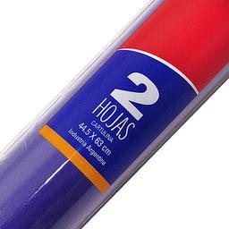 Cartulina Azul Muresco - Blíster X 2 Unidades