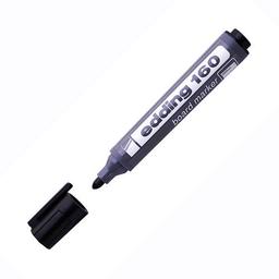 Marcador Para Pizarra Edding 160 Plástico 1,5 A 3 Mm Negro
