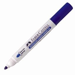 Marcador Para Pizarra Faber Castell 152 Azul