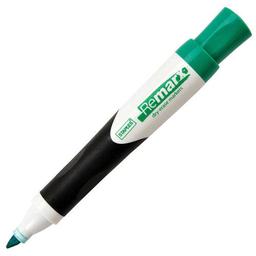 Marcador Para Pizarra Staples Remarx Con Grip Verde
