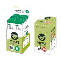Minas Pizzini De 0 7 Mm B  60Mm