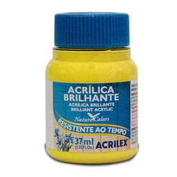 Acrílico Brillante Acrilex 37Ml Amarillo Limón
