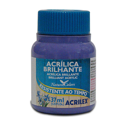 Acrílico Brillante Acrilex 37Ml Violeta
