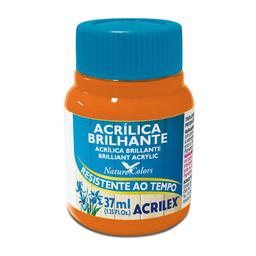 Acrílico Brillante Acrilex 37Ml Naranja