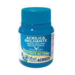 Acrílico Brillante Acrilex 37Ml Azul Celeste
