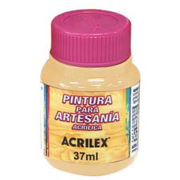 Acrílico Decorativo Mate Acrilex 37Ml Amarillo Piel