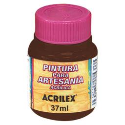 Acrílico Decorativo Mate Acrilex 37Ml Chocolate