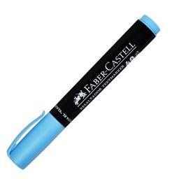 Resaltador Faber Castell Celeste Textliner 49