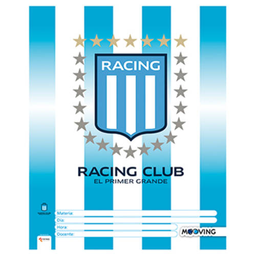 Separadores N°3 Racing Club