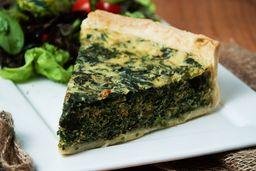 Tarta de Espinaca & Brie