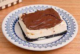 Cheesecake de Oreo y Nutella