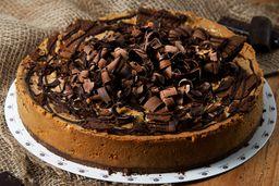 Chococheesecake Entera