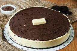 Cheesecake de Oreo y Nutella Entera