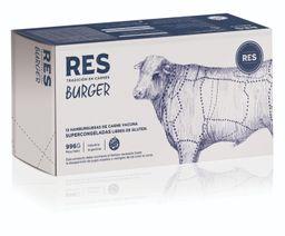 Res Burger - 48 unidades