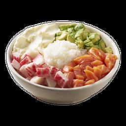 Combo Para 2  (Sushi Salad + 5 NY Phila)