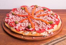 Pizza Jamón & Tomate