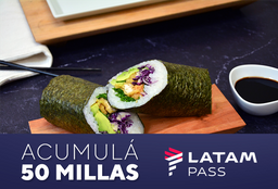 Latam Pass - Burrito Chicken