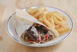 Shawarma de Kabab
