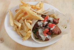 Shawarma Veggie de Falabel