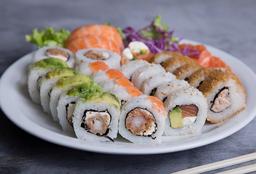 Tabla Sushi Hana 30 Piezas