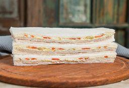 Sándwiches de Ternera x 3