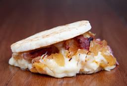 Arepa Hawaiian Bacon