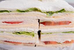 Triples Vegetarianos de Queso y Tomate X 8