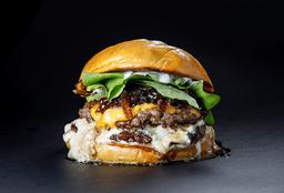 Kevin Blue Burger