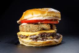 Kevin Chipotle Burger