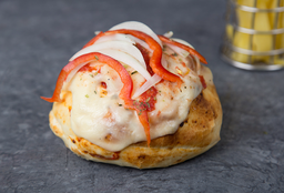 PizzaBurger Vegetariana