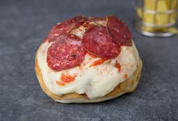 PizzaBurger de Salame